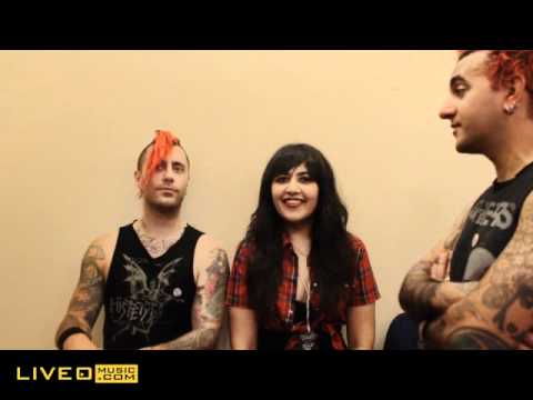 LiveoMusic.com Interview with The Casualties