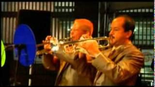 """Pastor Lopez en concierto saludando a Jorge Arias """"Guarana"""" Lloro Mi Corazon"""