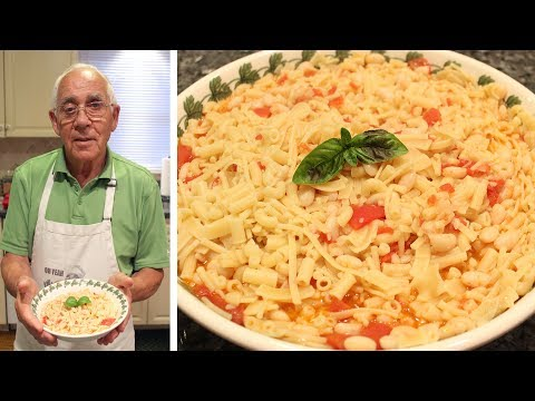 Pasta e Fagioli Recipe (Red Sauce Version)
