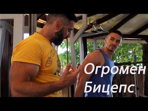 Бицепс - Как