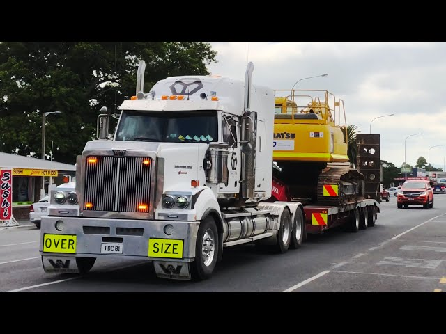 New Zealand Trucks Out and About | Ep. 5