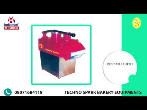 Bakery Machines and Deck Oven by Techno Spark Bakery Equipments, Coimbatore