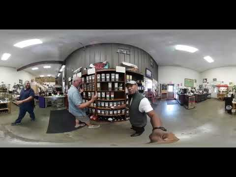 Texas Coffee Traders in Austin Texas 360 Walkthrough with RC