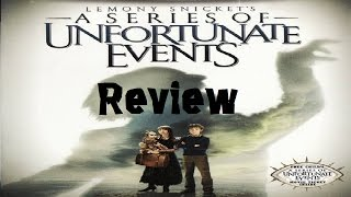Series of Unfortunate Events The Video Game Review(PS2)-TheBigOReview(Feat.The DetectiveSteve)