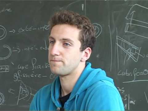 Interview De Maxime Lemaire, élève Ingénieur En Mécanique à Polytech Lille
