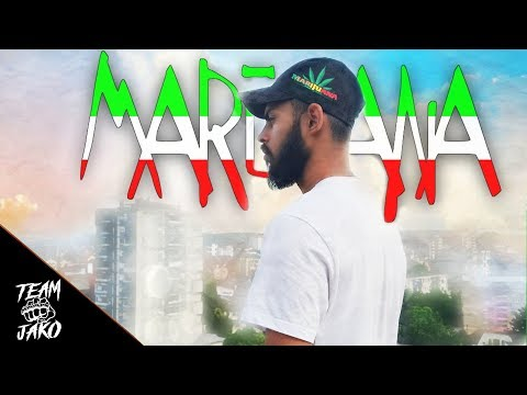 TEAM JAKO - MARIJAUANA & HABIBI OFFICIAL VIDEO