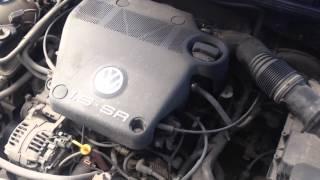 Подергивания двигателя, golf4 akl