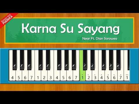 Not Pianika Karna Su Sayang Near Ft Dian Sorowea Youtube
