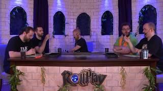 RollPlay LIVE - Court of Swords - S4 - Week 63, Part 1 - Stone Golem