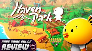 Haven Park Review - Nintendo Switch/PC Gameplay
