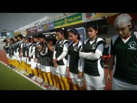 Pakistan Women's Hockey