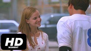 Хезер хочет пойти с Крисом на выпускной балл, Американский пирог, момент из фильма