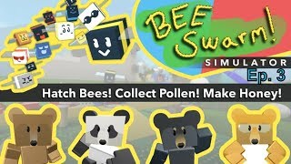 WILL MY VIDEOS NOT HAVE THE SAME THUMBNAIL ANYMORE? - Roblox Bee Swarm Simulator Ep. 3