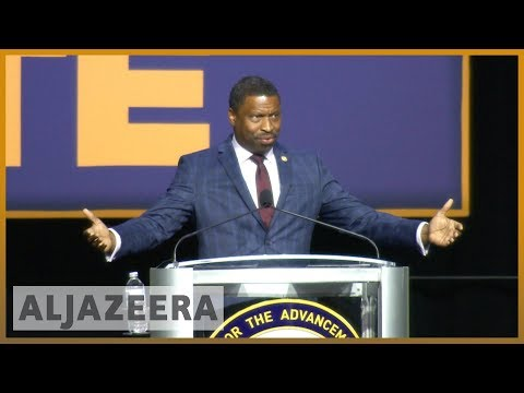🇺🇸 NAACP convention: Meet's focus defeat hate vote | Al Jazeera English