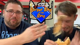 WACKED w/ IMPOSSIBLE WHOPPER! Throwing Food At BURGER KING