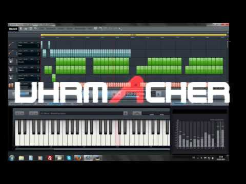 Uhrmacher magix music maker 2015 premium house dance for House music maker