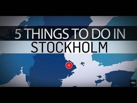5 Things to do in Stockholm | Travel + Leisure