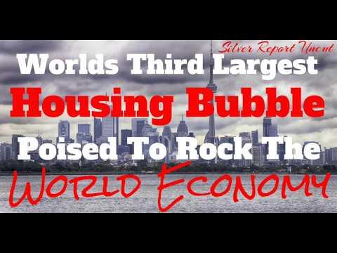 Economic Collapse News - Toronto's Housing Bubble Is Set To Spark Market Chaos