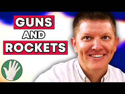 Guns and Rockets (feat. Smarter Every Day) - Objectivity #80