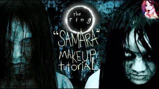 """Samara"" - The Ring Inspired Makeup Tutorial"