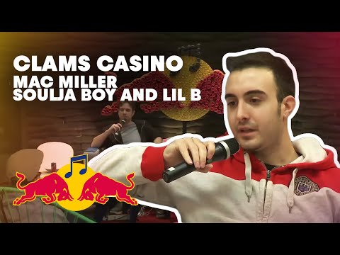 Clams Casino Lecture (Madrid 2011) | Red Bull Music Academy