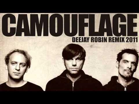 Camouflage - Love is A Shield (Deejay Robin RMX)