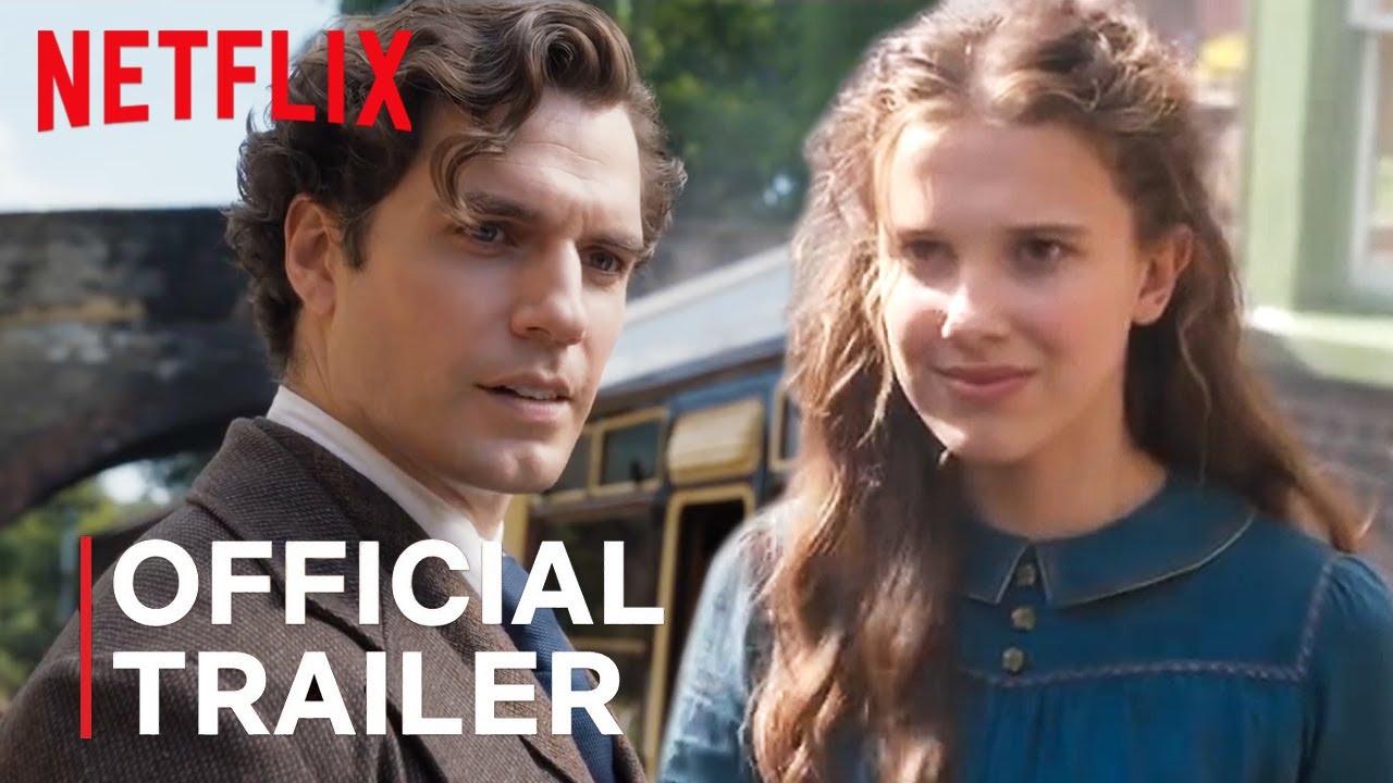 Sherlock Holmes Henry Cavill Trailer 2020 - Netflix Movies Enola Holmes  Easter Eggs - YouTube