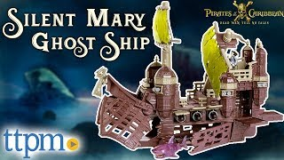 Pirates of the Caribbean Silent Mary Ghost Ship Playset from Spin Master