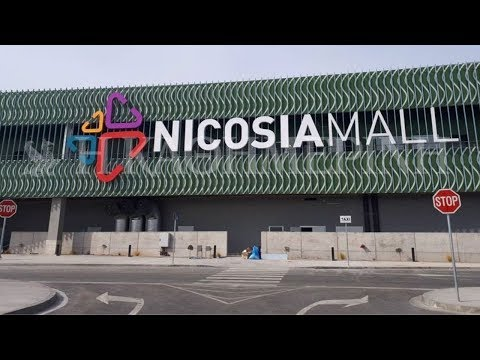 THE BIGGEST MALL IN NICOSIA FT. MARIAN TODOROV