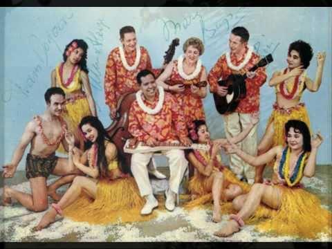 Rudy Wairata - Hawaiian Sunrise
