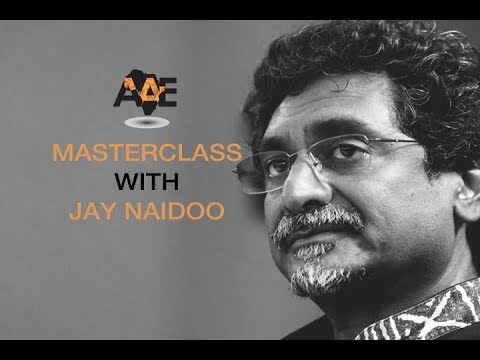 Amplifying African Excellence with Jay Naidoo