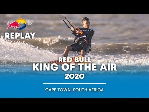 Kiteboarding's Best Meet At Red Bull King Of The Air 2020