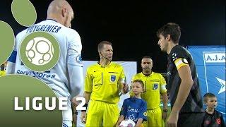 AJ Auxerre - RC Lens (1-2)  - Résumé - (AJA - RCL) / 2015-16