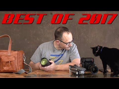 The Best of 2017 + Free Gear Guide