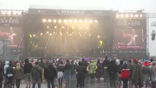 All time low @ rock am ring 2013