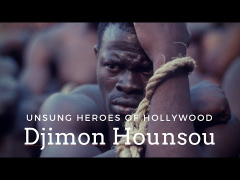 Unsung Heroes of Hollywood: Djimon Hounsou