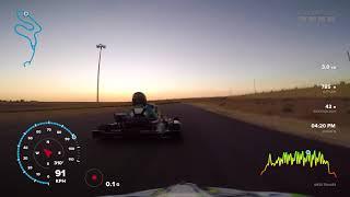 Abdallah Ziada at Manja International Circuit Amman, Jordan - 18 August 2018 - Clip 1