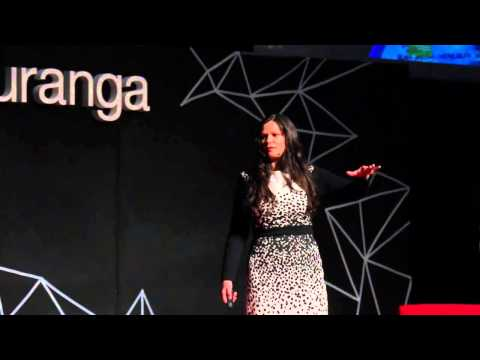 Down and dirty -- a pile of reasons to fall in love with soil | Nicole Masters | TEDxTauranga