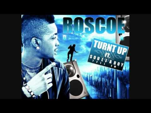 Roscoe Dash & Soulja Boy  All The Way Turnt Up Bass Boosted