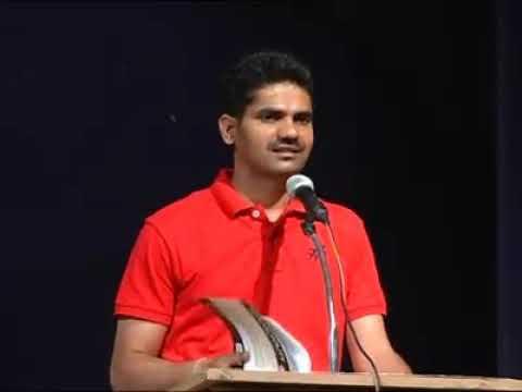 Inspiration Speech Of IAS Officer DK Ravi..