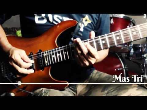 Lagu TERPAKSA cipt  Rhoma Irama Video Cover Tutorial Melodi Dangdut Termudah