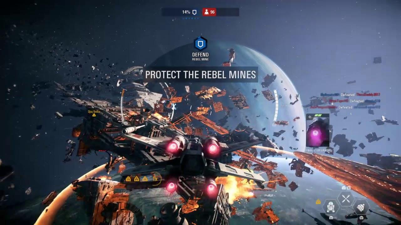 Star wars Battlefront 2 galactic porn