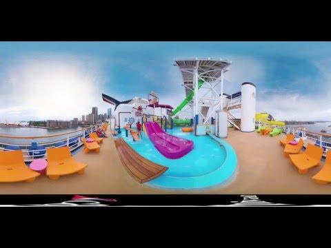 Carnival Spirit 360 degree view (interactive)