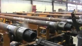 Производство бурильных труб!