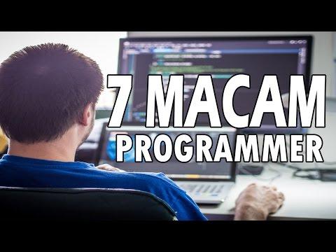 7 MACAM PROGRAMMER