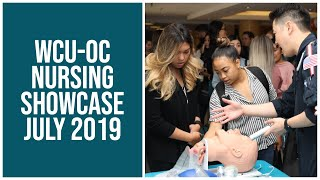WCU-Nursing Showcase July 2019