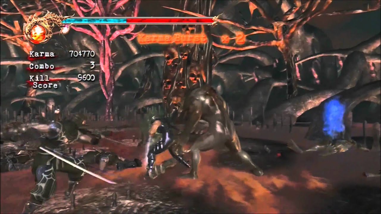 Ninja gaiden true dragon sword