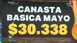 MAS DE $30 OOO PARA CUBRIR LA CANASTA BASICA