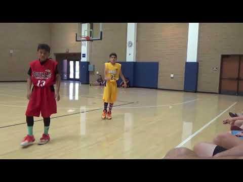 Jake NJB Ladera Ranch Warriors Video