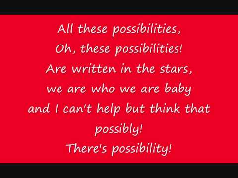 Freddie Stroma - Possibilities.wmv